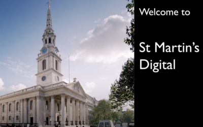 Introducing St Martin's Digital