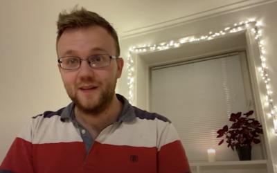 ChoralCast – I gaze upon you (Nils Greenhow)