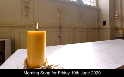 Morning Song with the Choral Scholars