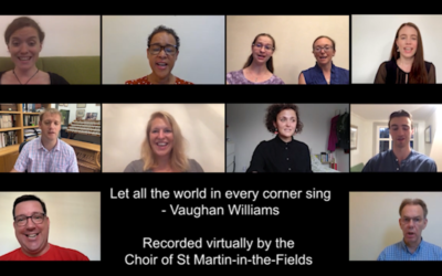 Virtual Choir of St Martin-in-the-Fields