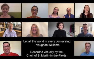 Virtual Choir of St Martin-in-the-Fields