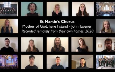 Virtual St Martin's Chorus
