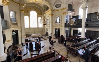 Great Sacred Music: Trinity (20.08)