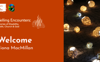 Telling Encounters: Welcome