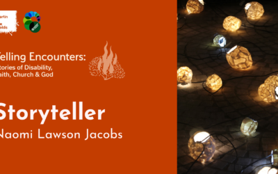 Telling Encounters: Storyteller 1 – Naomi Lawson Jacobs