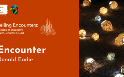 Telling Encounters: Encounter 2 – Donald Eadie